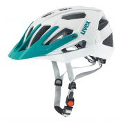 KASK ROWEROWY UVEX QUATRO LADY WHITE MAT MINT