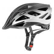 Kask rowerowy Uvex Xenova CC czarno srebrny