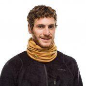 KOMIN BUFF MERINO WOOL HEAVYWEIGHT SOLID CAMEL NA MODELU