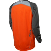 Koszulka Indicator LD Jersey pomarańczowa tył