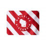 KOSZULKA ROWEROWA BONTRAGER CIRCUIT LTD RED STRIPE  6