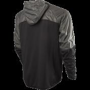 Kurtka rowerowa Foxhead Diffuse Jacket czarna tył