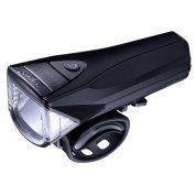 LAMPKA ROWEROWA PRZEDNIA INFINI SATURN 300 USB CZARNY 1