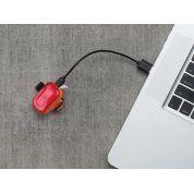 LAMPKA ROWEROWA TYLNA BLACKBURN CLICK USB CZARNY 4