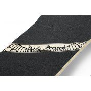 LONGBOARD BOMBBOARDS KILLER TWIN BLACK 4
