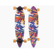 LONGBOARD LANDYACHTZ BAMBOO CHIEF EYES 1