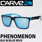 OKULARY CARVE  PHENOMENON BLACK BLUE .