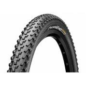 OPONA ROWEROWA CONTINENTAL ZWIJANA CROSS KING II SW 27.5X2.3 BLACK