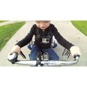 PAS PIERSIOWY GO PRO JUNIOR CHESTY MOUNT HARNESS 3