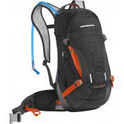 PLECAK CAMELBAK MULE 15L BLACK|LASER ORANGE 1