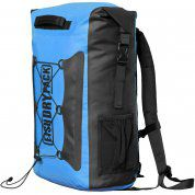 PLECAK FISH SKATEBOARDS FISH DRY PACK EXPLORER 40L BLUE 1