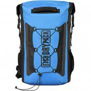 PLECAK FISH SKATEBOARDS FISH DRY PACK EXPLORER 40L BLUE