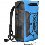 PLECAK FISH SKATEBOARDS FISH DRY PACK EXPLORER 40L BLUE 7
