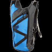 Plecak rowerowy Foxhead Low Pro Hydration Pack niebieski przód