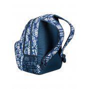 PLECAK ROXY SHADOW SWELL DRESS BLUES GEOMETRIC FEELING 2