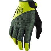 Rękawice rowerowe Reflex Gel Glove zielone