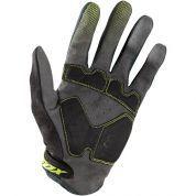 Rękawice rowerowe Reflex Gel Glove zielone spód