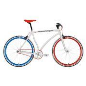 Rower Adriatica Achillis biały