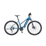 ROWER ELEKTRYCZNY KTM MACINA CROSS P610 D 021349 DENIM|BLUE|WHITE
