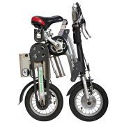 Rower elektryczny Mini 200ES złożony