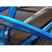 ROWER ELEKTRYCZNY TERN VEKTRON Q9 BLUE RYSY 5