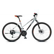 ROWER KTM LIFE ROAD DA LIGHTGREY|BLACK