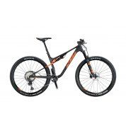 ROWER KTM SCARP MT MASTER CARBON MATT|ORANGE 201121
