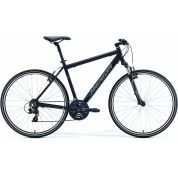ROWER MERIDA  CROSSWAY 10-V MATT BLACK (GREY)