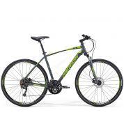 Rower Merida Crossway 300 Matt Anthracite (Green)