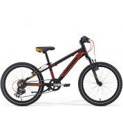 Rower Merida Dakar 620 czarny|pomarańczowy|czerwony