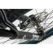 ROWER NS BIKES DEFINE AL 160 BLACK|BLUE 8
