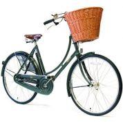 Rower Pashley Princess Classic zielony