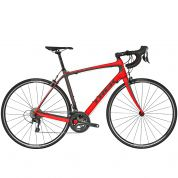 ROWER TREK DOMANE S 4 KOŁO 28 MATTE VIPER RED DARK ROAST BLACK 1