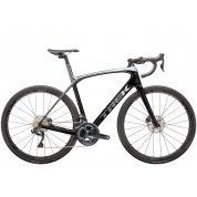 ROWER TREK DOMANE SLR 7 TREK BLACK|QUICKSILVER-ANTHRACITE FADE 1