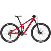 ROWER TREK FUEL EX 7 2017 29 MATTE VIPER RED 1