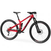 ROWER TREK FUEL EX 7 2017 29 MATTE VIPER RED 2