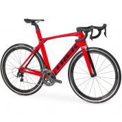 ROWER TREK MADONE 9.2 C H2 2017 28 Viper Red Trek Black 2