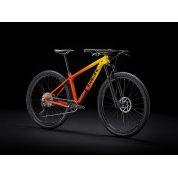 ROWER TREK PROCALIBER 9.6 MATTE SOLID YELLOW TO ORANGE FADE 29524 2