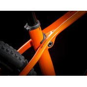 ROWER TREK PROCALIBER 9.6 MATTE SOLID YELLOW TO ORANGE FADE 29524 3