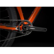 ROWER TREK PROCALIBER 9.6 MATTE SOLID YELLOW TO ORANGE FADE 29524 5