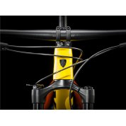 ROWER TREK PROCALIBER 9.6 MATTE SOLID YELLOW TO ORANGE FADE 29524 9