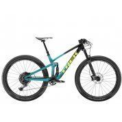 ROWER TREK TOP FUEL 9.8 TREK BLACK TO TEAL FADE 1