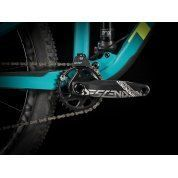 ROWER TREK TOP FUEL 9.8 TREK BLACK TO TEAL FADE 4