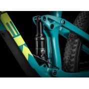 ROWER TREK TOP FUEL 9.8 TREK BLACK TO TEAL FADE 5