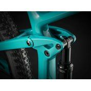 ROWER TREK TOP FUEL 9.8 TREK BLACK TO TEAL FADE 8