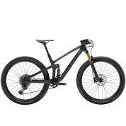 ROWER TREK TOP FUEL 9.9 MATTE CARBON|GLOSS TREK BLACK 1