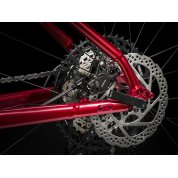 ROWER TREK X-CALIBER 9 RAGE RED 7