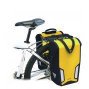 Sakwa Rowerowa Topeak Pannier DyBag DX na rowerze
