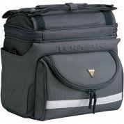 TORBA ROWEROWA NA KIEROWNICĘ TOPEAK TOURGUIDE HANDLEBAR BAG DX BLACK 1