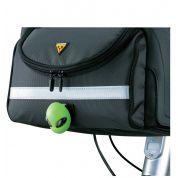 Tour Guide Handle Bar Bag DX montaż oświetlenia